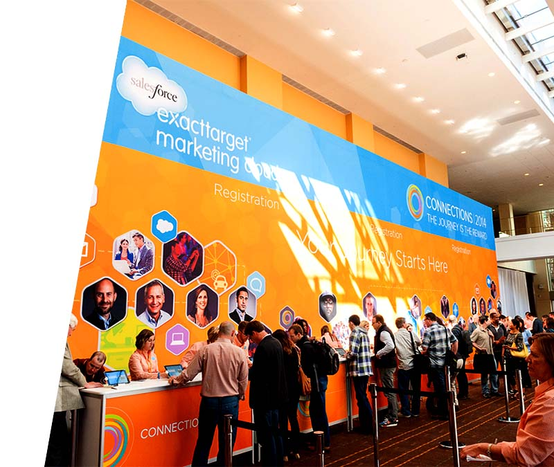 Event Conference Registration - Salesforce