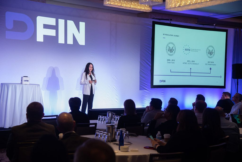 DFIN - 15th Annual FSA User Conference Speaker1