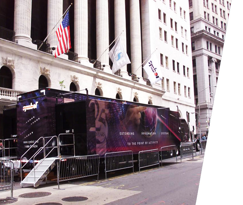 Field or Mobile Event Marketing Truck Photo